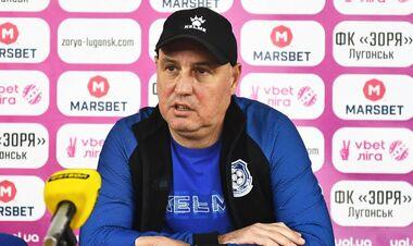 Юрій МОРОЗ: «У кожній грі пропускаємо мінімум 2 голи - це катастрофа»