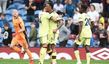 Бернлі – Арсенал – 0:1. Відео голу і огляд матчу