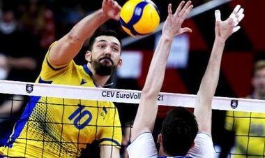 Чоловій збірній України не вистачило одної позиції рейтингу для участі в ЧС