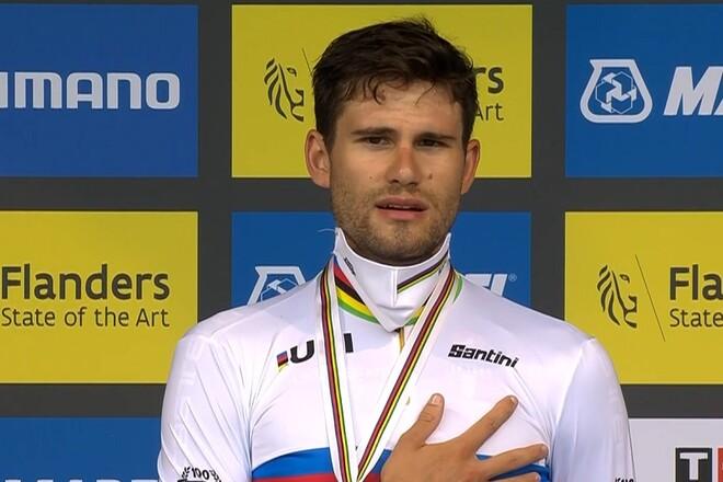 Велоспорт. Ганна - дворазовий чемпіон світу в розділці, Кононенко 40-й