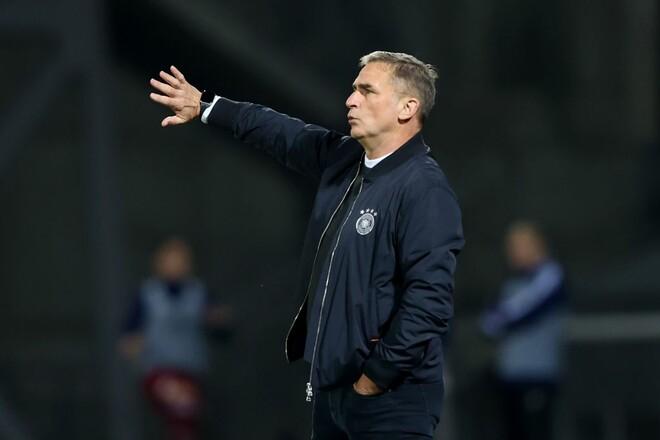 Назван главный тренер сборной Турции. На должность претендовал Шевченко