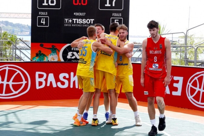 Мужская и женская сборные Украины U-17 - в полуфинале чемпионата Европы