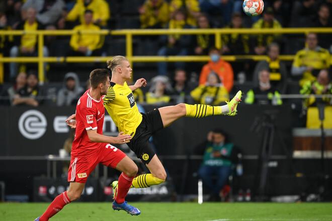 Боруссия Дортмунд – Унион Берлин – 4:2. Видео голов и обзор матча