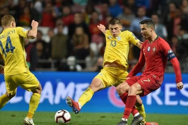 Віталій МИКОЛЕНКО: «Роналду назвав мене найжорсткішим захисником»