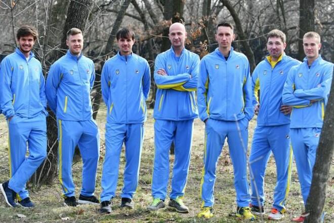 Осталось два варианта. Кто будет соперником Украины в Кубке Дэвиса?