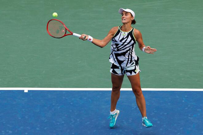 ВИДЕО. Хук справа! Украинская теннисистка показала, как занимается боксом