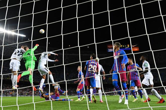 Барселона – Гранада – 1:1. Видео голов и обзор матча