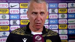 Рух залишився без головного тренера на матч Кубка України