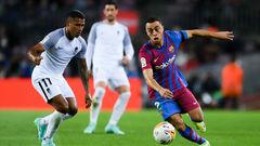Без Месси нет игры. Барселона едва спаслась в матче против Гранады