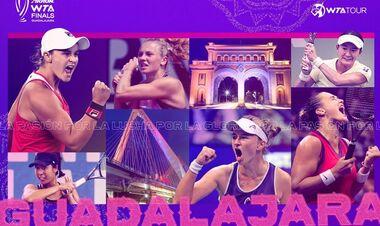 Три теннисистки обеспечили себе участие в Итоговом турнире WTA