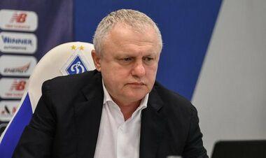 Игорь СУРКИС: «Желаю, чтобы Ахметов жил в комфорте с самим собой»