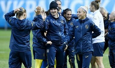 Женская сборная Украины проведет товарищеский матч с Турцией