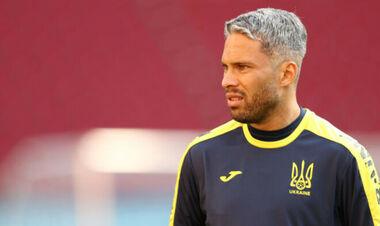 МАРЛОС: «Расстроен из-за того, что пришлось уйти из сборной Украины»