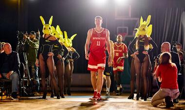 У Києві презентували старт нового баскетбольного сезону