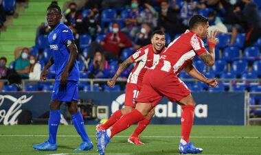 Испания. Атлетико стал лидером Ла Лиги за счет дубля Луиса Суареса