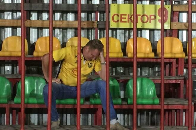 Роберто Карлос – о клетке Ингульца: «Худшее, что я увидел в Украине»