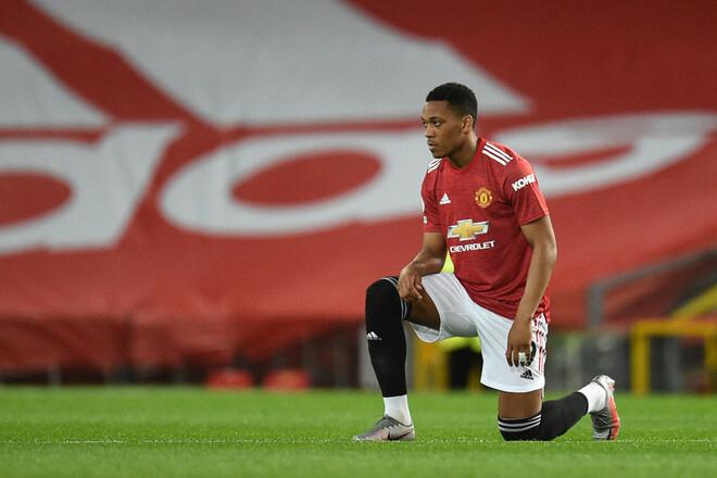 Манчестер Юнайтед хочет избавиться от Марсьяля