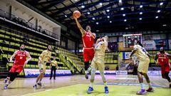 Сегодня в Киеве состоится матч за Суперкубок Украины по баскетболу