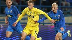 Олег ФЕДОРЧУК: «Понравились обе команды, но Металлист проявил характер»