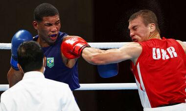 Хижняк не выступит на чемпионате мира по боксу