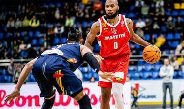 Прометей обіграв Будівельник та завоював Суперкубок України з баскетболу