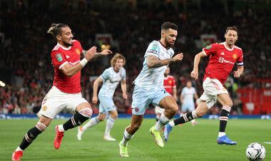 Ман Юнайтед – Вест Хэм – 0:1. Ярмоленко ударил в штангу. Видео гола и обзор