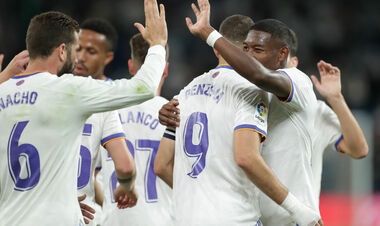 Реал показує найкращу результативність у чемпіонаті за 34 роки