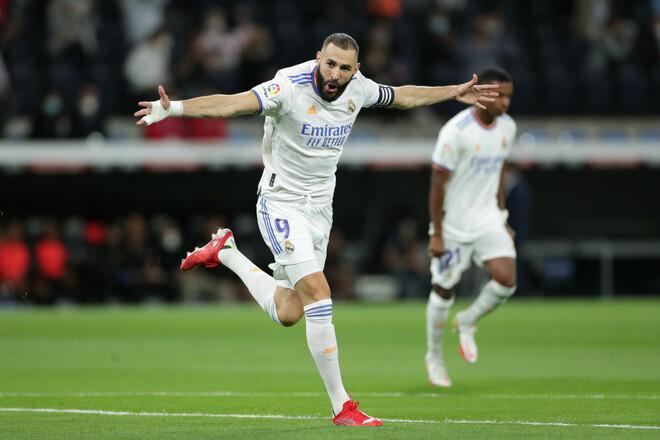 Галактический перформанс. Мадридский Реал забил 6 голов в ворота Мальорки