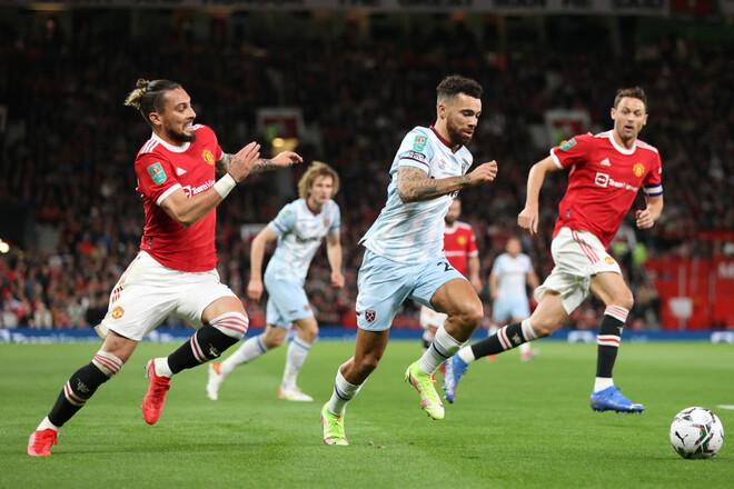 Ман Юнайтед – Вест Хем – 0:1. Ярмоленко влучив у стійку. Відео голу й огляд