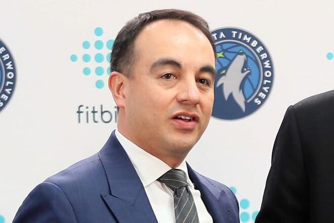 Президент клуба НБА уволен из-за интимных отношений с сотрудником