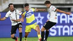 Серия А. Ювентус вымучил первую победу в сезоне