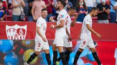 Ла Лига. Севилья нанесла Валенсии второе поражение подряд