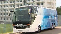 У водителя автобуса Динамо случился сердечный приступ по дороге во Львов