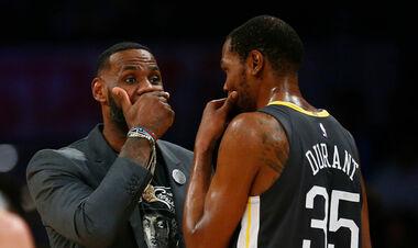 Леброн не на вершині. Став відомий найкращий гравець НБА