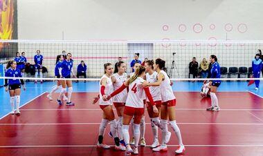 Стартовал Кубок Украины по волейболу сезона 2021-2022 годов