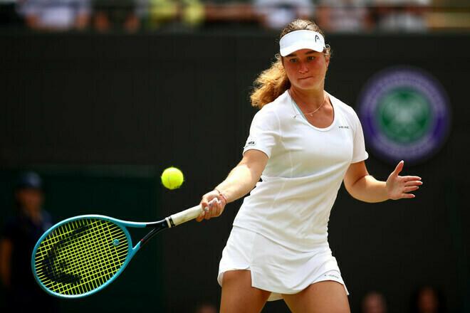 Снигур обыграла россиянку на пути в полуфинал турнира ITF в Португалии