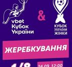 Жеребкування 1/8 фіналу Кубка України. Дивитися онлайн. LIVE трансляція