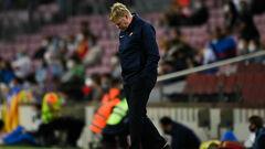 Куман вилучений з лавки. Барселона не зуміла розпечатати ворота Кадіса