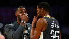 Леброн не на вершине. Стал известен лучший игрок НБА перед стартом сезона