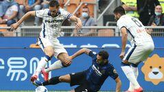 Интер – Аталанта – 2:2. Текстовая трансляция матча