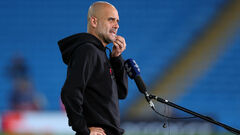 ГВАРДИОЛА: «Нам нужен форвард. У нас нет такого игрока, как в Челси и МЮ»