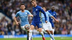 Манчестер Сити в гостях победил Челси и догнал его в турнирной таблице
