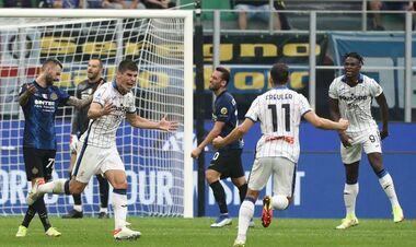 Інтер — Аталанта — 2:2. Маліновський забив. Відео голів та огляд матчу