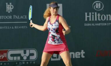 Снигур не смогла выиграть турнир ITF в Португалии
