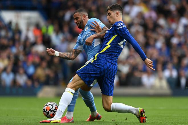 Челси — Манчестер Сити — 0:1. Видео гола и обзор матча