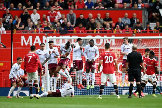 Манчестер Юнайтед — Астон Вилла — 0:1. Видео гола и обзор матча