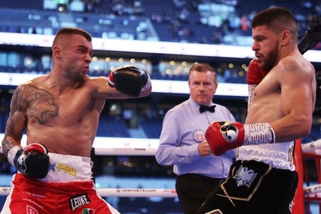 Украинский боксер Максим Продан проиграл в андеркарде боя Усика