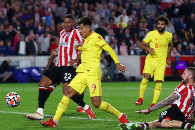 Ливерпуль в яркой перестрелке потерял очки, но остался лидером