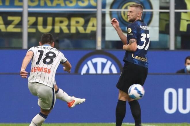 Джан П'єро ГАСПЕРІНІ: «Маліновський забив екстраординарний гол»