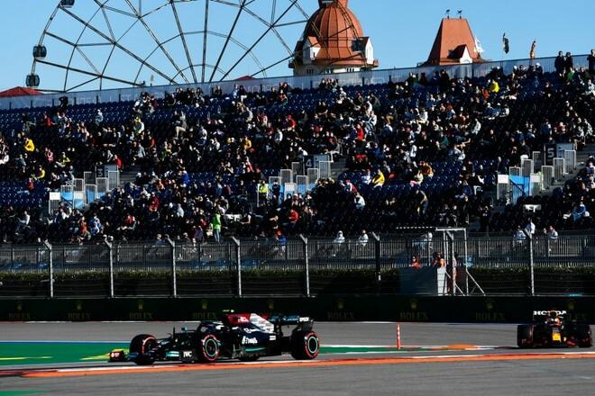 Формула-1. Гран-при России. Текстовая трансляция. LIVE